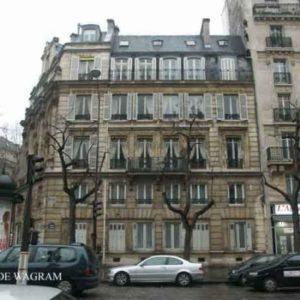 Institut Métapsychique International, vend l'hôtel 89, avenue Niel