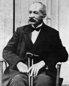 Décès de Gabriel Delanne, premier président de l'Union Spirite Français