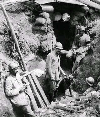 Interruption de La Revue Spirite jusqu'en 1916.
