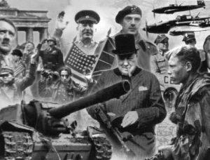 Deuxième guerre mondiale. l'Union Spirite Française n'interrompt pas ses activités.