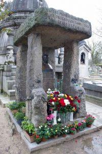 31 mars : Décès d'Allan Kardec au 59, Passage Ste-Anne
